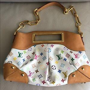 Louis Vuitton Judy MM in multicolor monogram